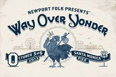 Newport Folk Festival Announces Inaugural Way Over Yonder 2013 Featuring Conor Oberst, Neko Case, First Aid Kit, and More http://su.pr/22CNyp