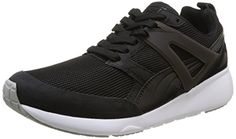Puma Aril, Unisex-Erwachsene Sneakers, Schwarz (black-white 04), 44 EU (9.5 Erwachsene UK) - http://on-line-kaufen.de/puma/44-eu-puma-aril-unisex-erwachsene-sneakers-2