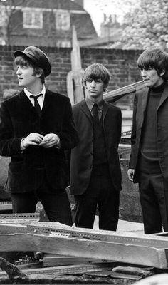 John, Ringo & George.