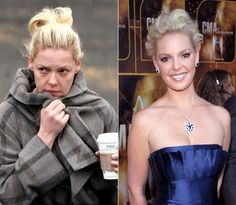 Stars without makeup: The real face of fame - NY Daily News#######