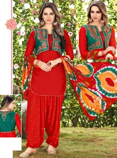 Series Designer Grace Cotton Embroidered Festive Formal Fashion Occasionally Traditional Casual Cotton Patiala Style Salwar Suit Punjabi Dress Material Singles Wholesale Supplier from Surat - Full Catalog Price - INR Patiala Dress, Patiala Salwar Suits, Salwar Suits Party Wear, Punjabi Dress, Punjabi Suits, Saree Dress, Churidar, Indian Dresses, Indian Outfits