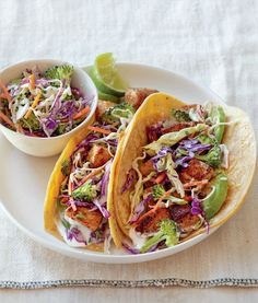 Really, really, really good fish tacos recipe.
