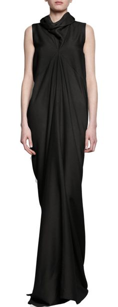 Gorgeous Rick Owens gown