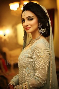 Best Bridal Walima Dress Design 2016 in Pakistan and India.Best Bridal Walima Dresses Designs & Colors.Latest Style Walima Bridal Dresses To Look Gorgeous.