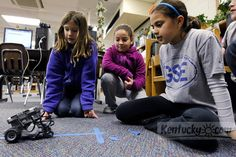 Story: Grant will put Lego robots in all Fayette County elementary schools