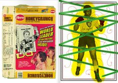 An Interview with Garth Walker on His Experimental Design Magazine, ijusi May 7th, Creative Industries, Magazine Design, Art Direction, Hero, Graphic Design, Poster, Kids, Nelson Mandela