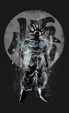 Goku Ultra Instinct, Dragon Ball Super