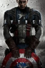 Captain America: The First Avenger  It is 1941 and the world is in the throes of war. Steve Rogers (Chris Evans) wants to do his part and join America's armed forces, but the military rejects him because of his small stature. Finally, Steve gets his chance when he is accepted into an experimental program that turns him into a supersoldier called Capt. America.