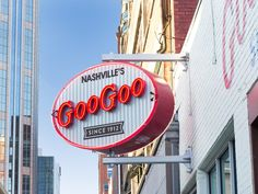 The 102-year-old Goo Goo Cluster finally has a permanent home for the masses to enjoy: 4,000 square feet of space in a brick building just off Lower Broad that formerly housed a law firm. - See more at: http://nashvillelifestyles.com/restaurants/inside-the-new-goo-goo-cluster-shop-in-downtown-nashville#sthash.CrSgndlH.dpuf