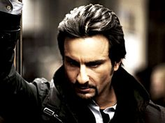 Another dark character by this otherwise classy actor. Saif in floored us with his look and amazed us with his acting skills as a terrorist Saif Ali Khan, Acting Skills, Bollywood, Classy, Celebs, Actors, Dark, Fictional Characters, Celebrities