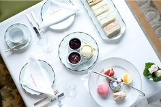 The Promenade, Afternoon Tea for Two