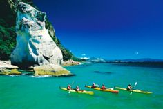 cathedrel cove nz