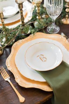 Place settings | A Pinterest collection by Glamour & Grace ...