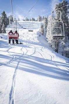 Big Bear Guide - California Ski Trip, Weekend Getaway