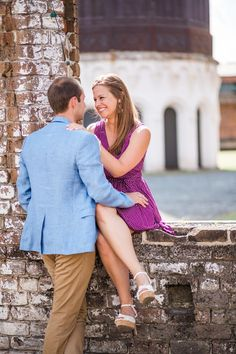 Engagement session at The Georgia State Railroad Museum. See more on Savannah Soiree. http://www.savannahsoiree.com/journal/engagement-session-at-the-georgia-state-railroad-museum