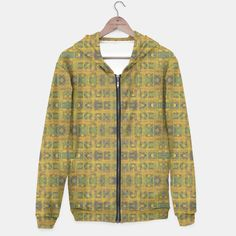Golden, green &purple plaid Hoodie by ClipsoCallipso https://liveheroes.com/en/product/show/370018 #abstract, #geometric, #weaven, #grid, #tartan, #pattern, #golden, #yellow, #violet, #green, #brown,  #hand, #drawn, #texture, #painterly, #painting, #drawing, #pastel,  #gold, #old, #folk,   #plaid