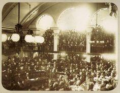 Aprovação da Lei Áurea na Câmara - 10/05/1888 - A. Luiz Ferreira