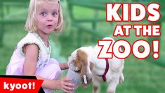 The Cutest Kids React to The Funniest Zoo Animals of 2016 Weekly Compila...