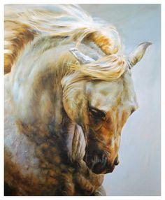 Pretty Horse by Manuel Garcia