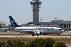 Westjet, Boeing 737-800