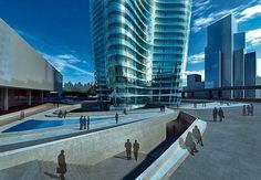 Lilium Tower in Warsaw by Zaha Hadid