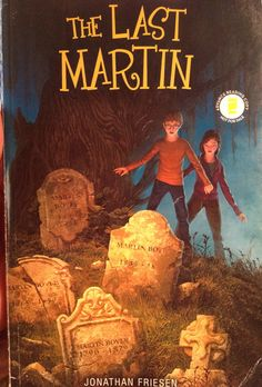 The Last Martin by Jonathan Friesen