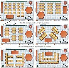 21 best classroom seating arrangements images on pinterest for Website to help design a room