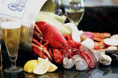 """Steamers Shellfish To Go - Corolla, NC. The finest """"Steamers Pots To Go®"""" in Corolla, featuring steamer pots, seafood, grilled fish, ribs and chicken. Homemade soups, salads, and desserts. Perfect for dining in at your beach house."""
