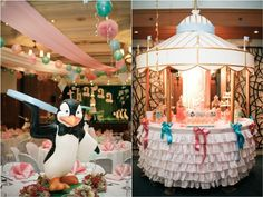 Tharaa's It's a Jolly Holiday with Mary Poppins Themed Party – Dessert Spread