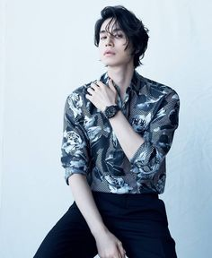 Korean Star, Korean Men, Asian Actors, Korean Actors, Lee Dong Wok, Hot Actors, Boy Art, Most Beautiful Man, Asian Boys