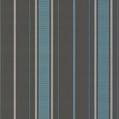 Gavin Stripe Wallpaper in Aqua design by Brewster Home Fashions ($31) ❤ liked on Polyvore featuring home, home decor, wallpaper, stripe wallpaper, aqua home decor, double roll wallpaper, aqua globes and inspirational home decor