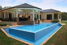Co powiecie na basen przed domem?
