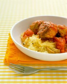 """See the """"Chicken Meatballs in Tomato Sauce"""" in our Quick Sunday Supper Recipes gallery"""