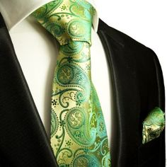 Necktie Set 2pcs. gold green wedding Paul Malone 100% Silk Mens Tie + Handkerchief Paul Malone, http://www.amazon.co.uk/dp/B004742JGS/ref=cm_sw_r_pi_dp_hHjrsb081QQYM