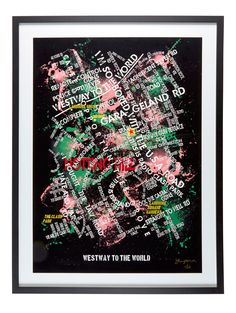 #TheClash Limited edition print