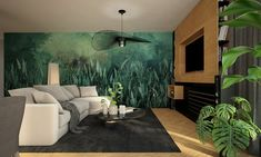 NASZE PROJEKTY Home, Decor, Furniture, Sectional Couch