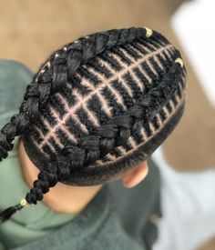 Latest Braided Hairstyles for Men Cornrow Hairstyles For Men, Latest Braided Hairstyles, Braided Hairstyles For School, Dope Hairstyles, Braids For Boys, Braids For Short Hair, Boys Cornrows, Braids Easy, Dutch Braids