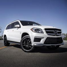 Mercedes Benz AMG GL Mercedes Benz Gl Class, Mercedes Benz Suv, Daimler Ag, Suv Cars, Car Goals, Luxury Suv, Motor Car, Dream Cars, Cool Cars