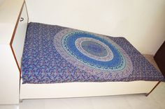 Hippie Ombre Wall Hanging Twin Mandala Tapestry Bedspread Boho Beach Throw Decor #Unbranded #AntiqueStyle