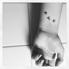 free birds - Tattoologist