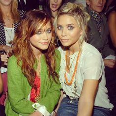 #beauty #mary-kate #ashley #olsen #twins #beauty #the #best #makeup