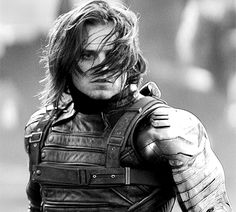 Bucky Barnes... The Winter Soldier...