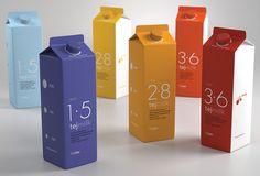 JÁSZTEJ concept by Mate Olahhttp://retaildesignblog.net/tag/concept/