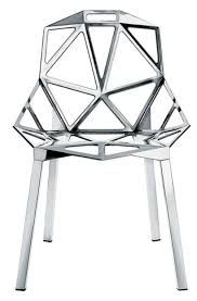 """""""Good design admits to the deeper insight that beyond performing a purpose in a good way, the purpose itself has to be good"""" - KONSTANTIN GRCIC - (""""Chair One"""" designed by Konstantin Grcic for Magis in Materials: anodised & die cast aluminium) Chair One, Dining Chair Pads, Dining Chairs, Dining Room, Chaise Dsw, Chaise Chair, Modern Home Furniture, Contemporary Furniture, Furniture Design"""