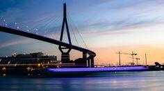 BluePort 2014 – Köhlbrandbrücke Hamburg | pixelpiraten.net