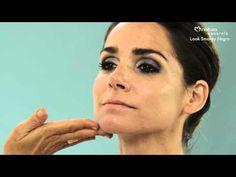 Natura cosméticos - Portal de maquillaje - Look Smokey Negro - Paleta Sombras y Rubor