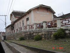 Diamantina,MG  antiga estação ferroviária
