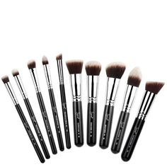 SIGMAX® ESSENTIAL KIT 10 BRUSHES $159 ✔️✔️✔️
