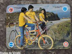 """1989 - 1990  Calendários Órbita """"é o máximo"""""""