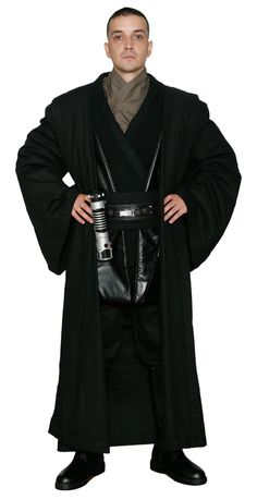 Star Wars Anakin Skywalker Replica Sith Costume Body by JediRobeUK